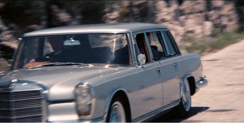 1964 Mercedes-Benz 600 W100, On Her Majestys Secret Service