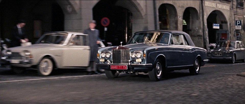 1965 Lancia Flavia Berlina 1a serie 815 200