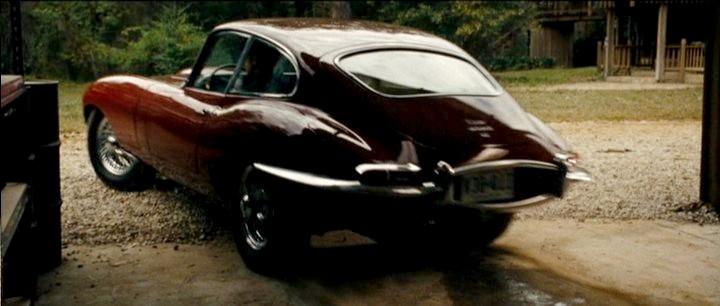 1966 Jaguar XK-E 4.2 Litre Series I, The Mechanic 2011