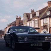 1968 Aston Martin DBS Vantage 5234R, On Her Majestys Secret Service 1969