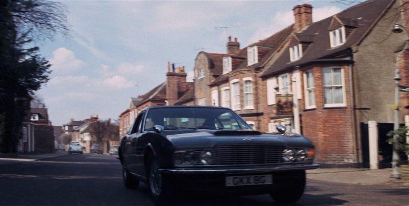 1968 Aston Martin DBS Vantage 5234R, On Her Majestys Secret Service 1969
