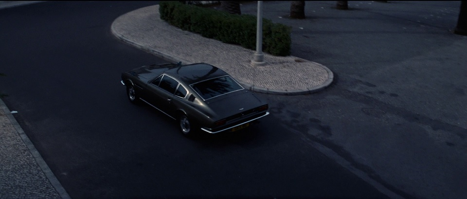 1968 Aston Martin DBS Vantage 5234R