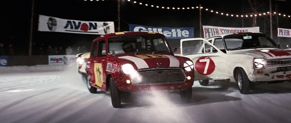 1968 Austin Mini Mk II ADO15