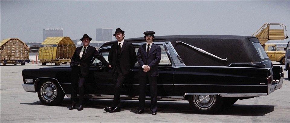 1968 Cadillac Funeral Coach Superior Sovereign Landaulet