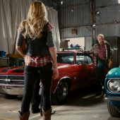 1968 Chevrolet Camaro SS, Drive Angry 2011