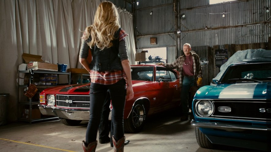 2011 Quot Drive Angry Quot 1968 Chevrolet Camaro Ss Best Movie Cars