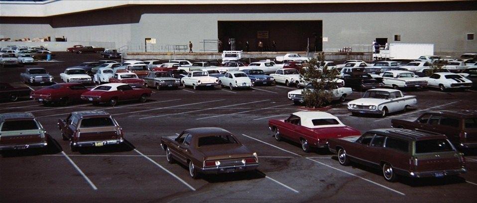1969 Mercury Marquis Colony Park