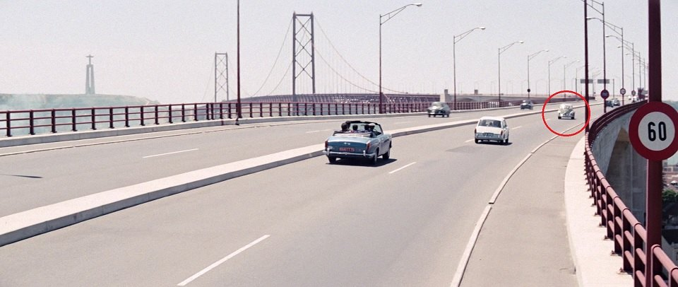 1969 Volkswagen 1300 Typ 1