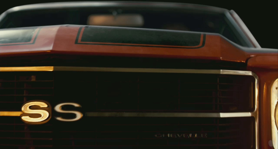 1971 Chevrolet Chevelle Malibu SS,l Drive Angry