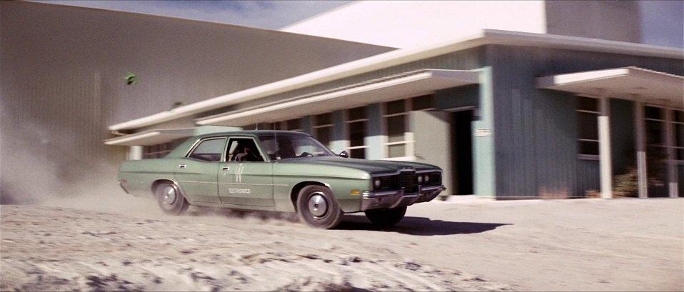 1971 Ford Custom 500