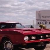 1971 Ford Mustang Mach 1, Diamonds Are Forever 1971