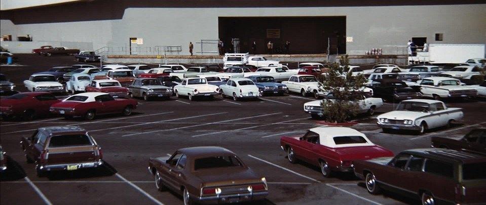 1971 Mercury Marquis Colony Park