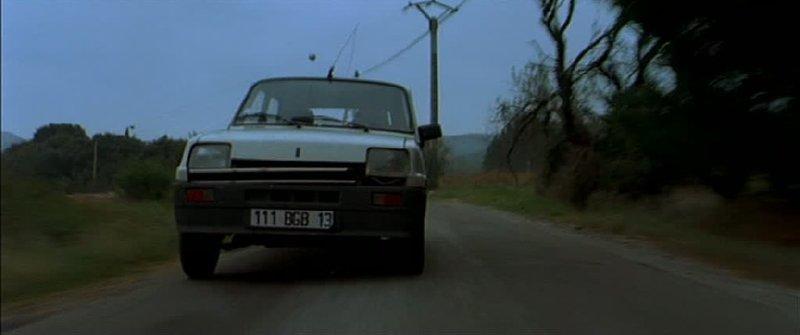 1982 Renault 5 TL Serie 1 R1392