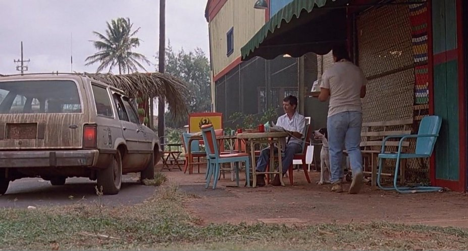 All The Cars In Quot Jurassic Park Quot 1993