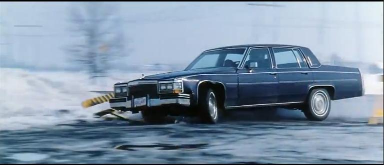 1984 Cadillac Sedan DeVille, Highlander III 1994