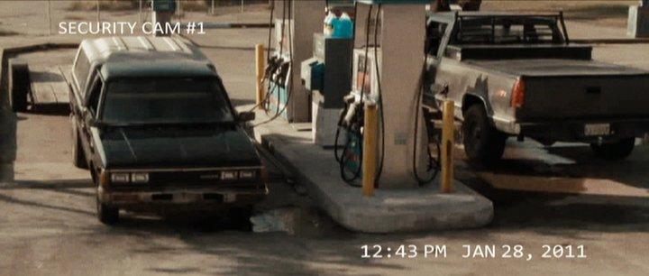 1984 Nissan 720 720