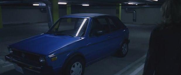 1984 Volkswagen Rabbit Convertible I Typ 17