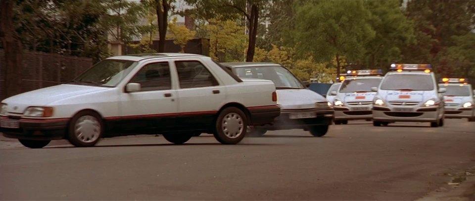 1987 Ford Sierra LX Mk II