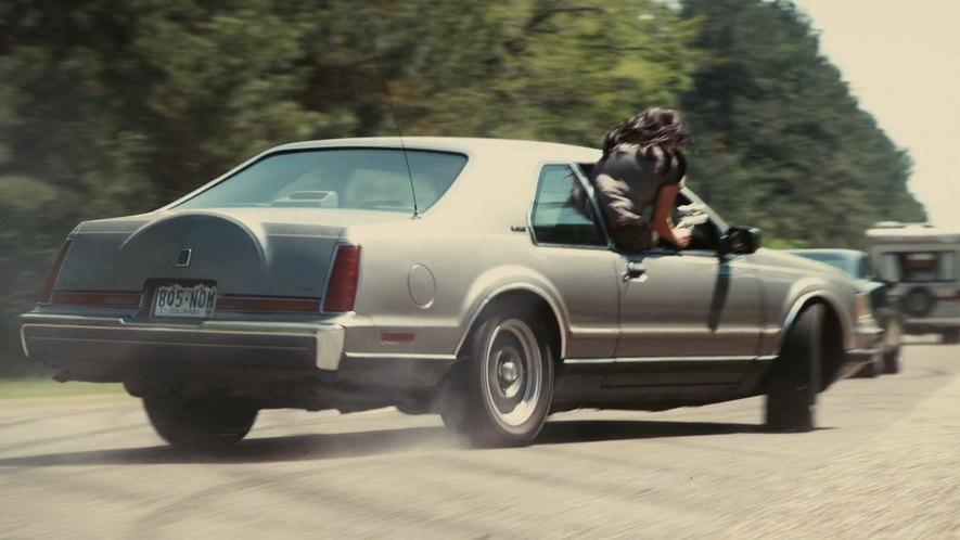1988 Lincoln Mark VII LSC 4 - Best Movie Cars