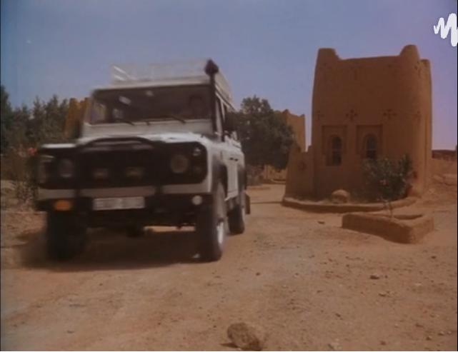 1990 Land-Rover Defender 110