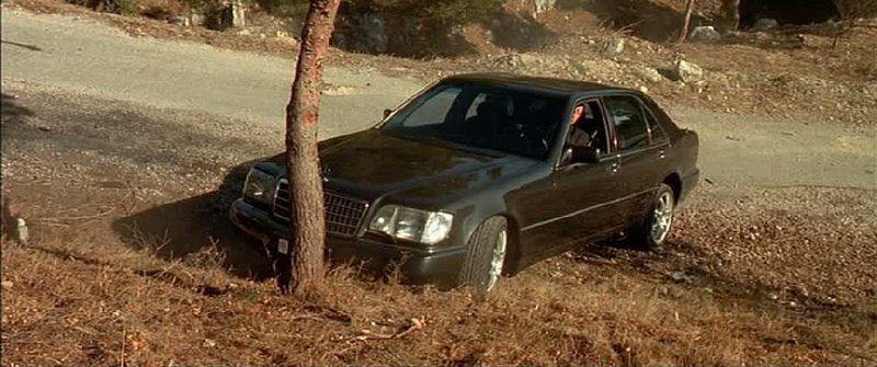1991 Mercedes-Benz 600 SEL W140