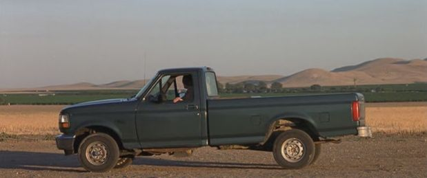 1992 Ford F-150 Regular Cab XL, The Cell 2000