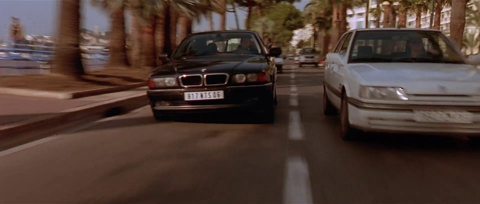 1992 Renault 21 5 Portes Serie 2 X48