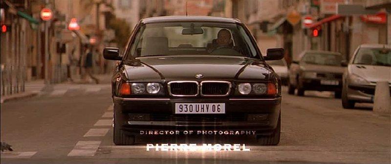1995 BMW 735i E38, The Transporter