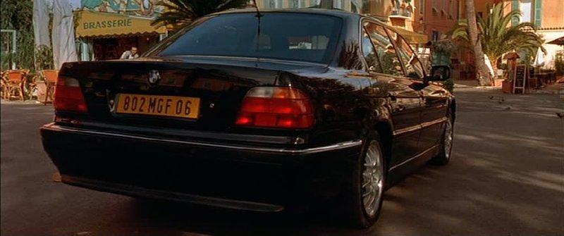 1996 BMW 735i E38