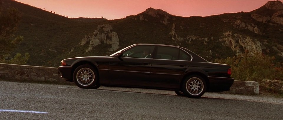 1996 BMW 735i E38, The Transporter 2002
