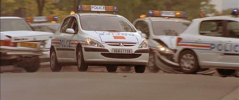 2001 Peugeot 307
