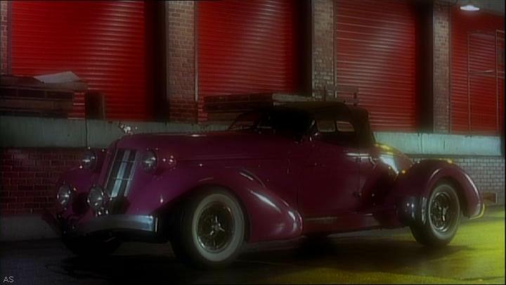 Auburn Speedster Replica