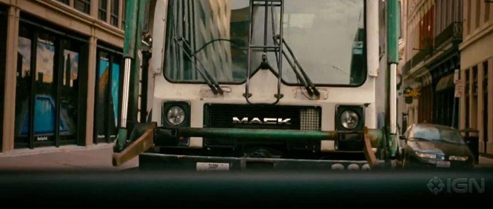 Mack MR