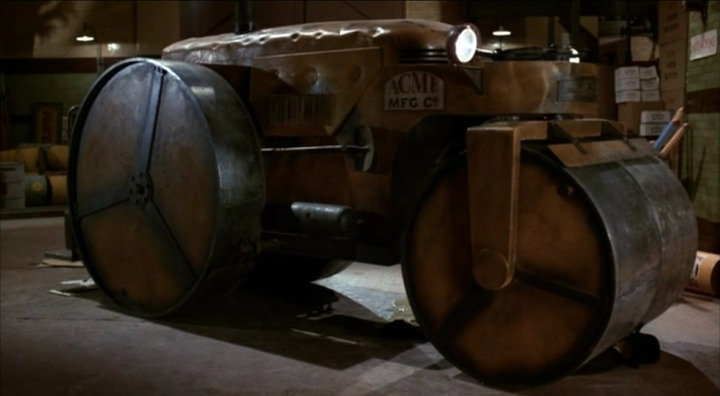 Made for Movie ACME Road Roller 159