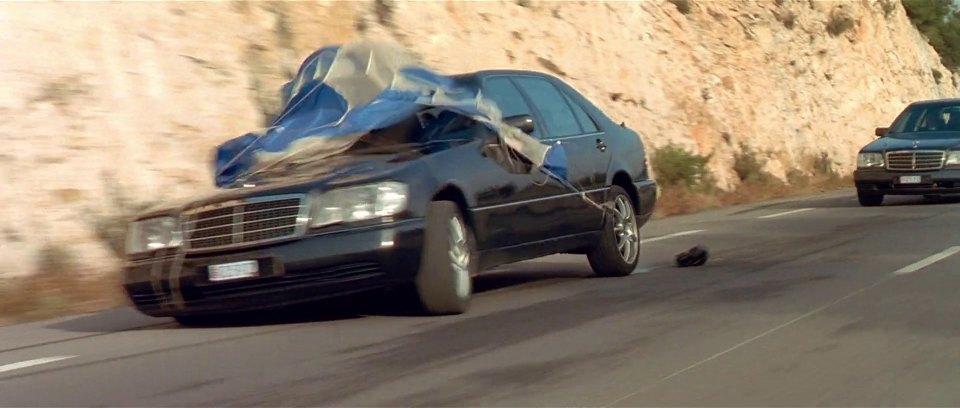 Mercedes-Benz S 600 W140