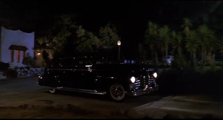 1948 Cadillac Fleetwood 75