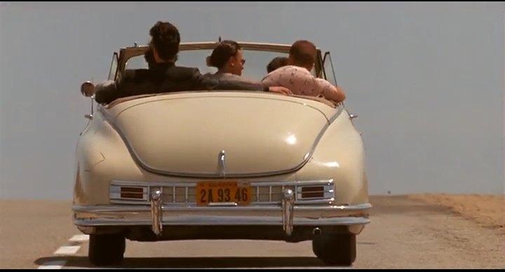 1948 Packard Custom Eight Convertible, The Marrying Man 1991