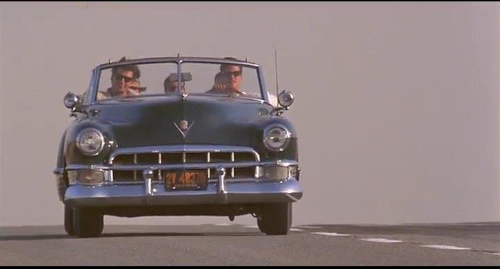 1949 Cadillac Series 62 Convertible, The Marrying Man 1991