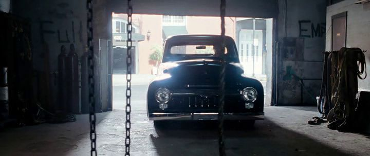1955 Ford F-100? The Expendables