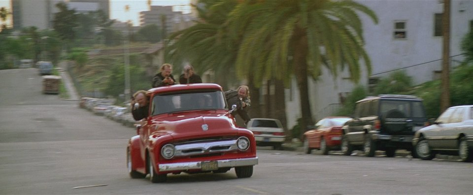 1956 Ford F-100, Last Action Hero