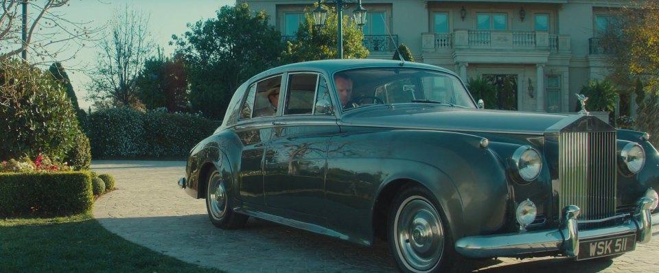 1957 Rolls-Royce Silver Cloud I Standard Steel Saloon, Mortdecai
