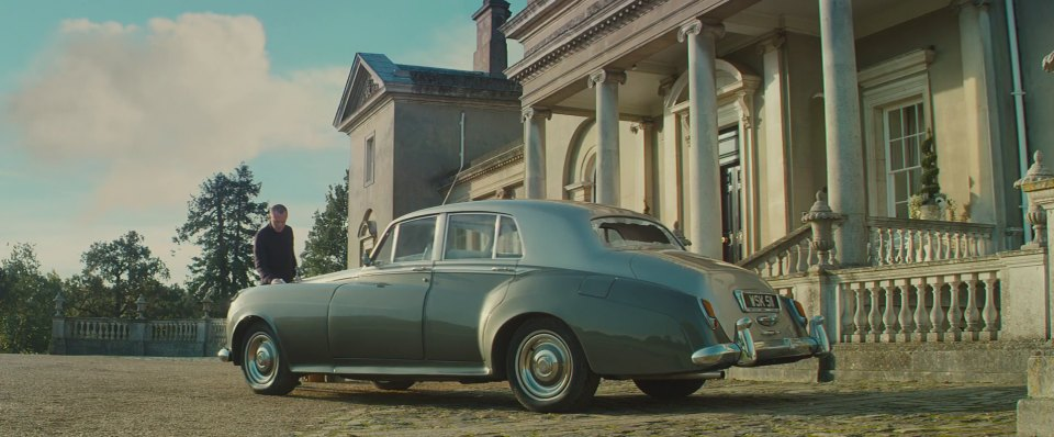 1957 Rolls-Royce Silver Cloud I Standard Steel Saloon, Mortdecai 2015