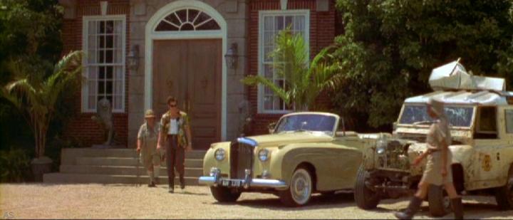 1960 Bentley S2 H J Mulliner Drophead Coupe, Ace Ventura 2 + When Nature Calls 1995