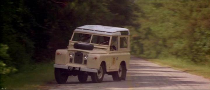 1961 Land-Rover 88 Series IIa Station Wagon