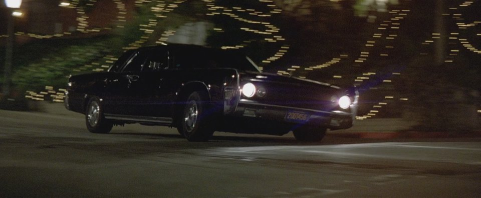 1962 Lincoln Continental, Last Action Hero 1993