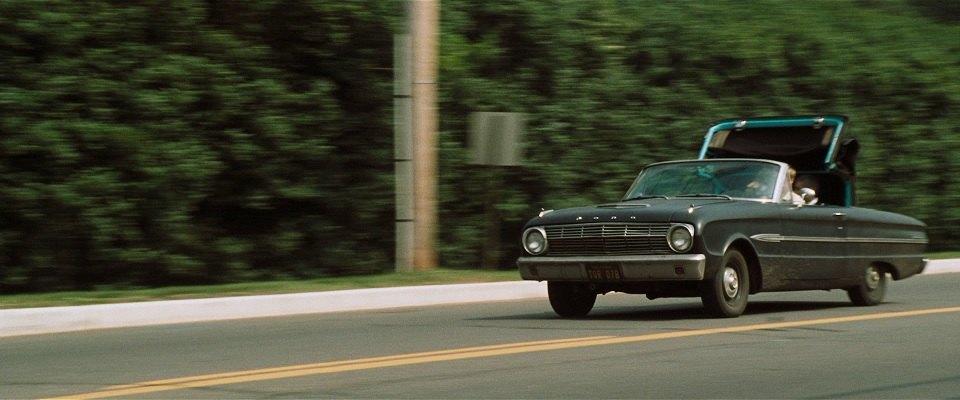 1963 Ford Falcon Futura Convertible, Oceans Eleven + 2001