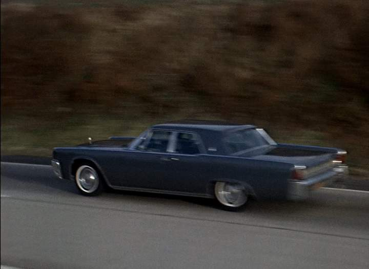 1963 Lincoln Continental, Marnie