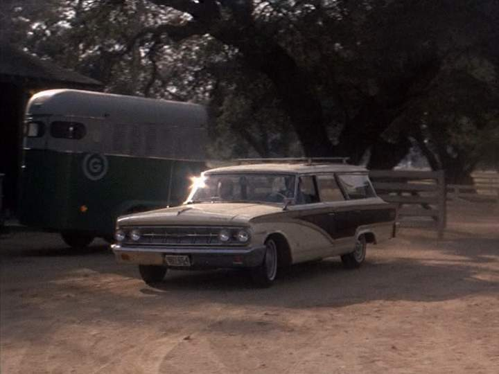 1963 Mercury Colony Park