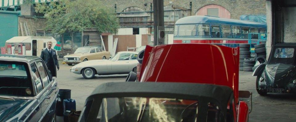1968 Ford Cortina 1600E Mk II