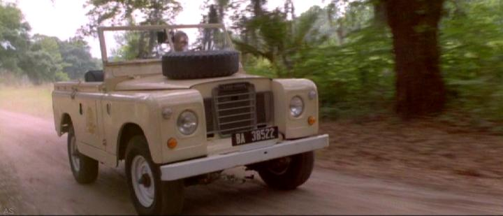 1968 Land-Rover 88 Series IIa ex Bugeye